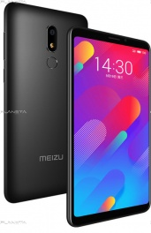 MEIZU MEIZU M8 4 64GB BLACK в интернет магазине Планета Электроники