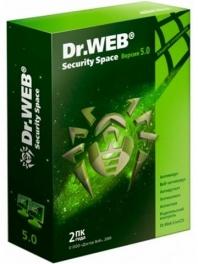 Dr.web DR.WEB SECURITY SPACE PRO НА 12МЕС 2 ПК BOX в интернет магазине Планета Электроники