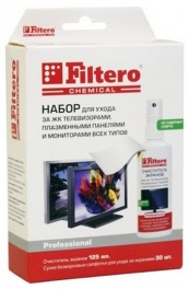 Filtero FILTERO (2) НАБОР ДЛЯ ОЧИСТКИ ЭКРАНОВ в интернет магазине Планета Электроники