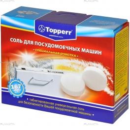 Topperr TOPPERR (2) ТАБЛЕТКИ ДЛЯ ПММ 40 ШТУК в интернет магазине Планета Электроники