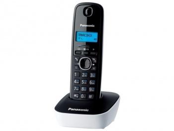 Panasonic KX-TG1611CAW в интернет магазине Планета Электроники